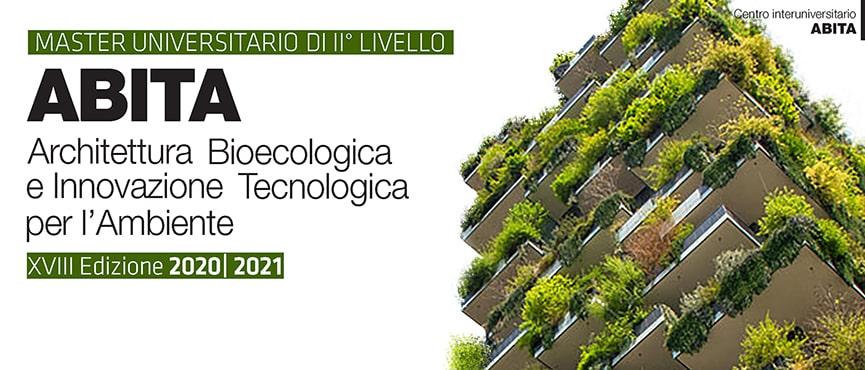 Unifi Calendario 2020 2021 ABITA: Centro Interuniversitario di Architettura Bioecologica e